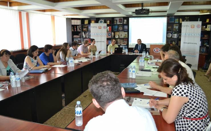 Second Session of WG Regional Development