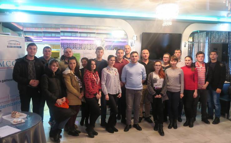ACTIVE YOUTH – #GYLP: Special Project writing and management training