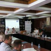 Second Session of WG Youth and Sport