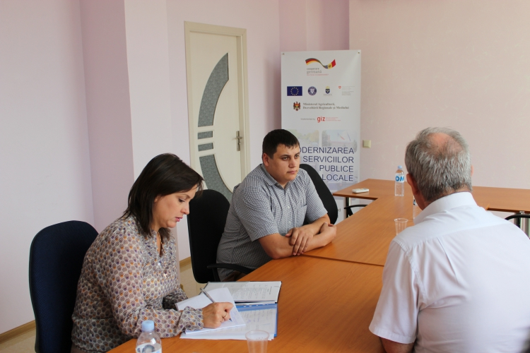 GaMCon Team met with the Director of the Agency of Regional Development in Gagauzia to discuss possibilities of further cooperation!