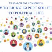 In search for political consensus: How to bring expert solutions to political life?