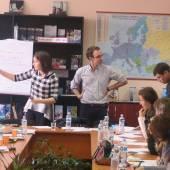 (Русский) Тренинг, посвященный проектным заявкам
