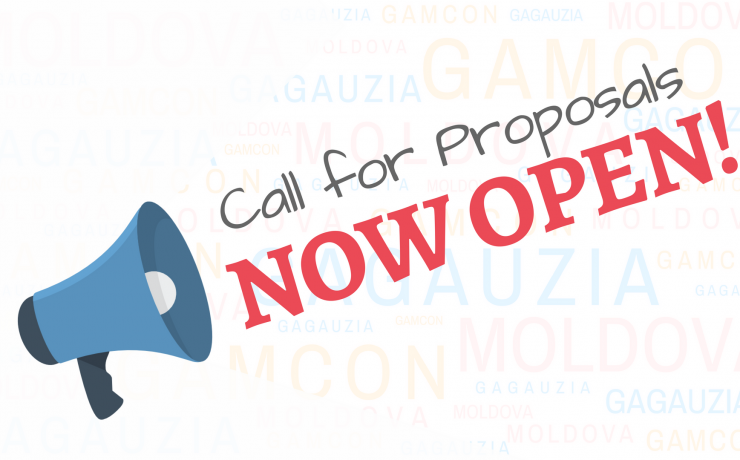 GaMCon calls for Project Proposals is now OPEN!