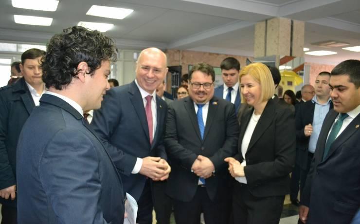 Presentation of Projects on development of Gagauz Autonomy
