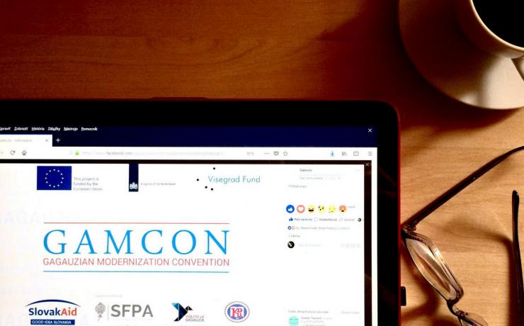 GaMCon Newsletter IV. online!