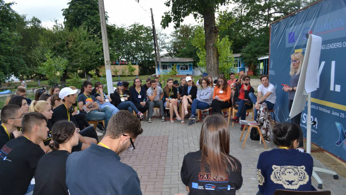 Forum of Young Leaders of Moldova (#FYLM): DAY 2