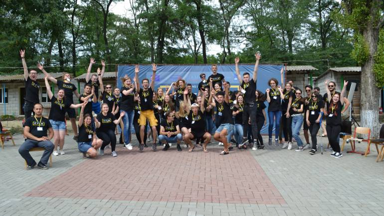 Forum of Young Leaders of Moldova (#FYLM): DAY 1